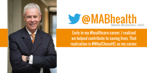 CEO #WhyIChoseHC tweet